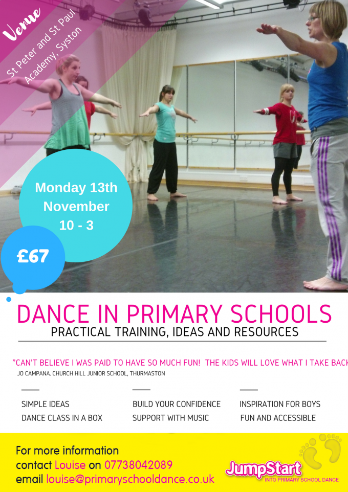 Dance in Primary Schools