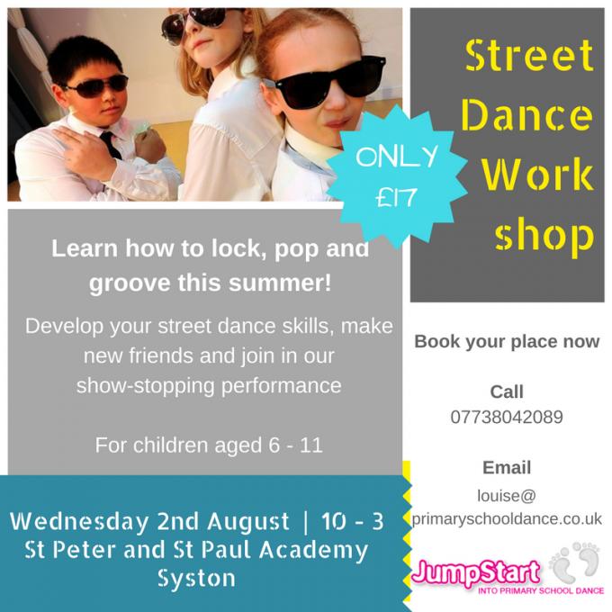 Street Dance Workshop(1)