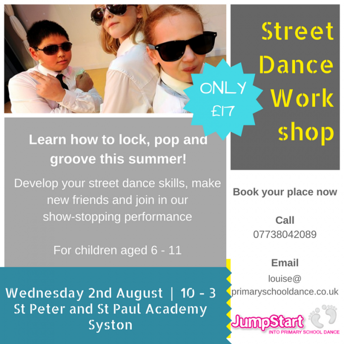 Street Dance Workshop(1)