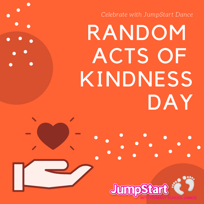 Random Acts Of Kindness – Lesson Plan