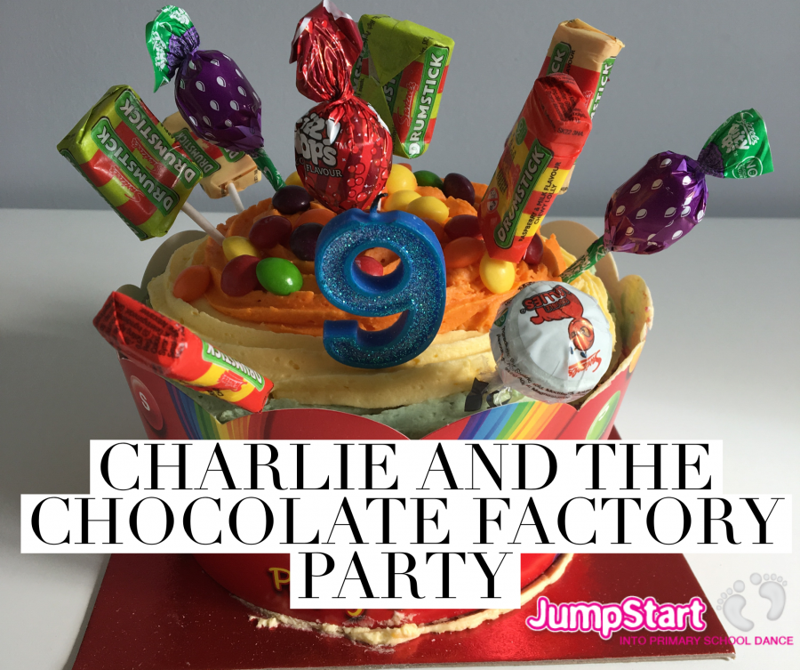 Parties: Charlie And The Chocolate Factory