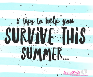 5 Tips To Help You Survive This Summer